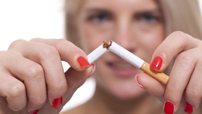 TERVISE NIMEL: millal õnnestub naistel suitsetamisest loobumine suurema tõenäosusega?