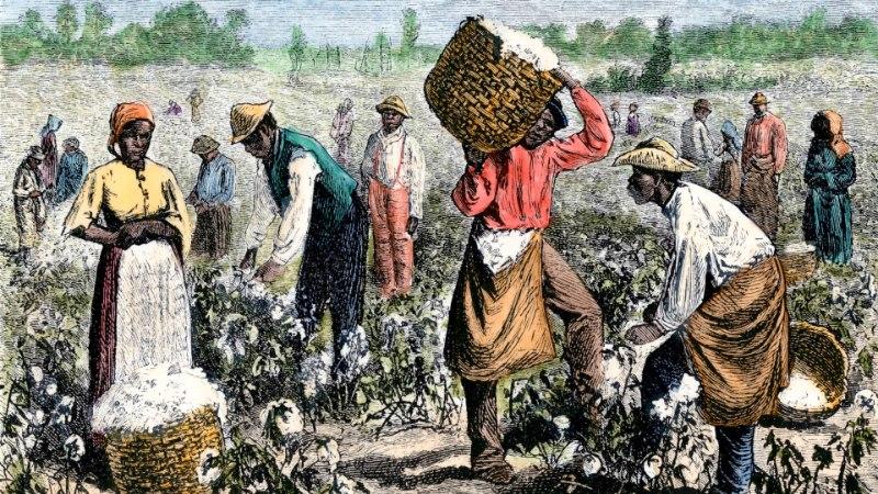 Ameerika orjus