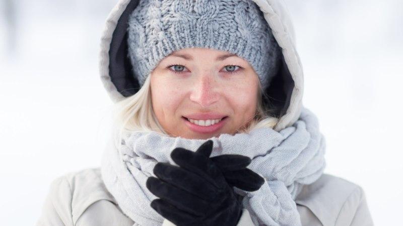 ÕUES ON PAKANE! Nägu talvekülma eest kaitstes pea silmas ka tuulekülma indeksit!