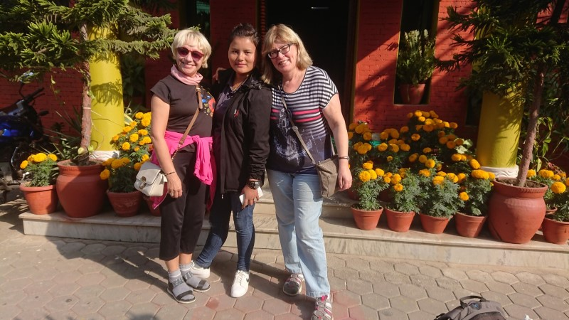"""Sõbrannad Eve ja Heidi pärast seikluslikku Nepali reisi: """"Kui tore on minna õhtul hambaid pesema kraaniveega!"""""""