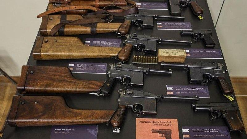 Relvad sõjast sõjani