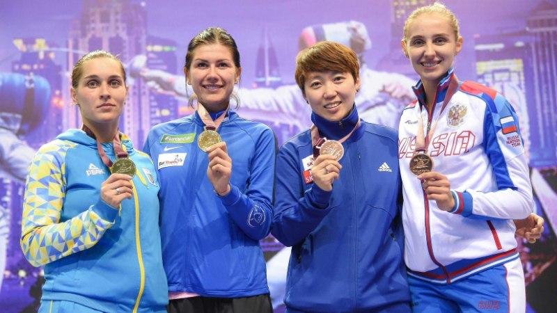 SUPER! Beljajeva võitis Doha MK-etapi