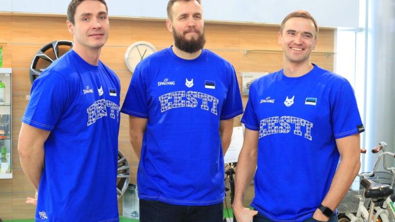 POMMUUDIS   Kangur, Talts ja Arbet peavad veebruaris oma viimase koondisemängu