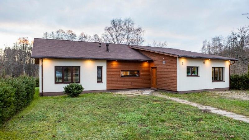 Vanaema maja uus elu Tõstamaal