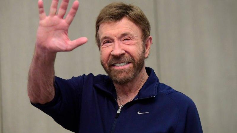 JOOKSE NAGU MÄRULIKANGELANE! Chuck Norris korraldab 5km jooksu