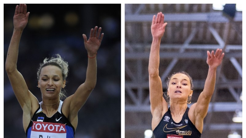 10 AASTA VÄLJAKUTSE | Vaata, kui palju on Eesti sportlased aja jooksul muutunud