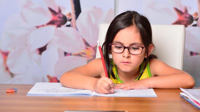 Kuidas lapsi koduseid ülesandeid tegema motiveerida?