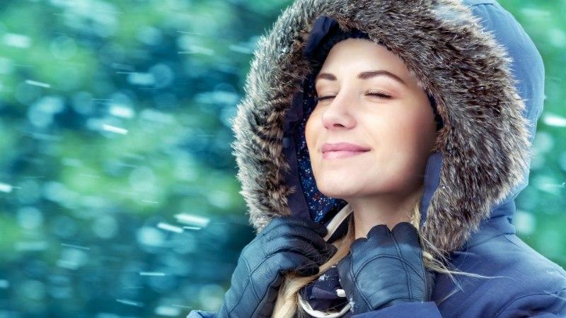 Talv muudab naha kuivaks: kuidas kaitsta külma eest käsi, nägu ja huuli?