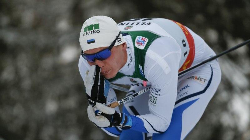 NII SEE JUHTUS | Sport 03.01: Eesti suusatajad lahkusid Tour de Skilt