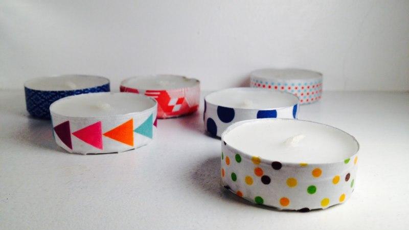 BLOGI | Nutikas viis teeküünalde kaunistamiseks