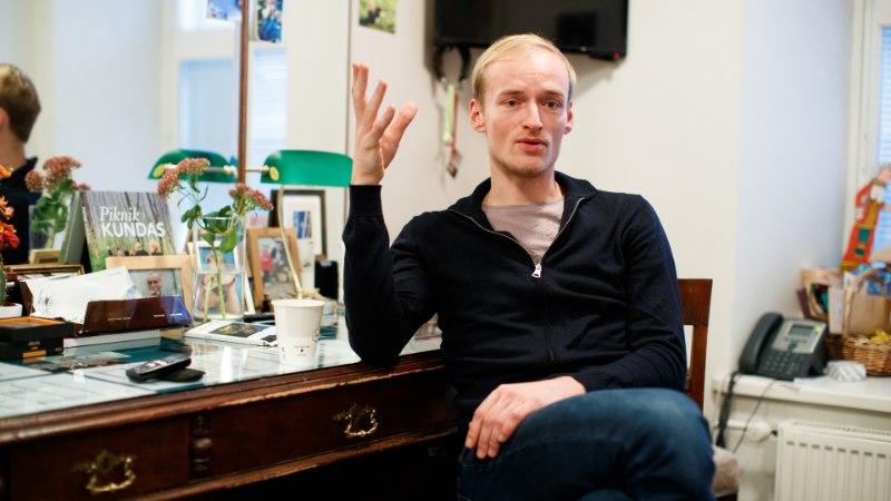 """Kaspar Velberg: """"Ma pole vist elus nii palju naernud ja naeratanud kui nüüd, pärast tütre sündi."""""""