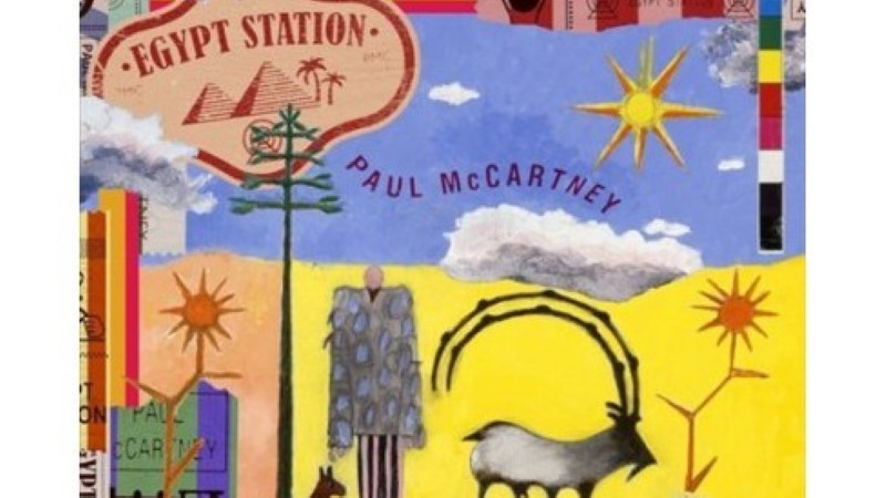 Paul McCartney väheveenev töö