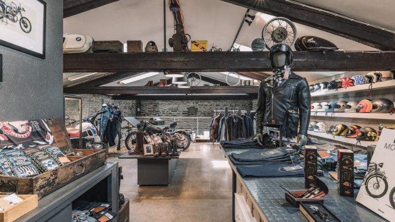 GALERII | Põnev ja omapärane kontseptsioon Telliskivis – restoran, rõivapood ja garaaž!