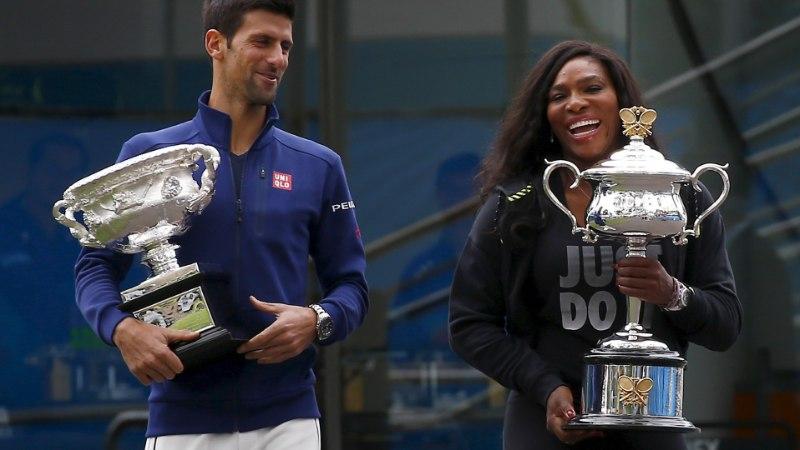 SÕGEDUS VÕI SULATÕSI? Kolmekordne olümpiavõitja: Serena Williams nüpeldaks Novak Djokovici igas matšis