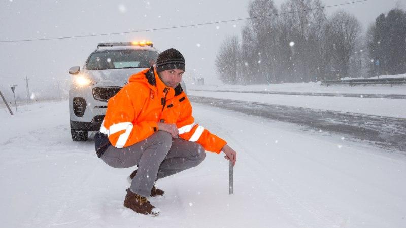 Maanteede järelevaataja: kaine mõistusega sõites jõuavad kõik tervelt kohale