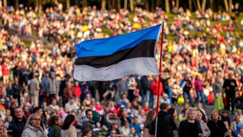 TEINE TASE | Eesti keel, sure palun välja!