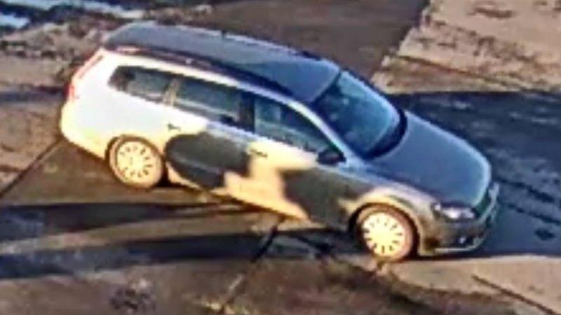 FOTOD | Politsei otsib novembris Tallinnas juhtunud liiklusõnnetuse osapoolt
