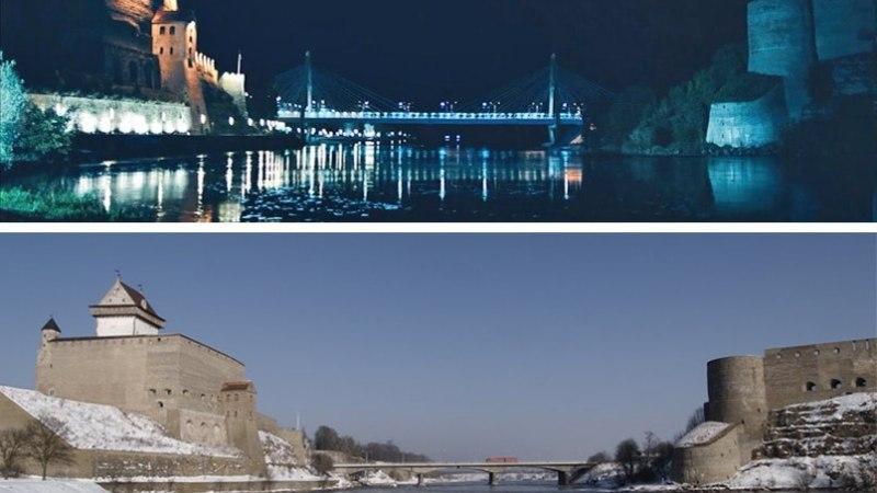 VAATA JA IMESTA! Narva sild monteeriti sarja tarbeks kümme korda uhkemaks!