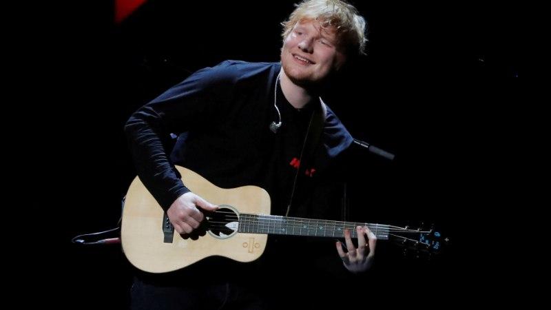 Ed Sheeran peab plagiaadisüüdistustega kohtu ette astuma