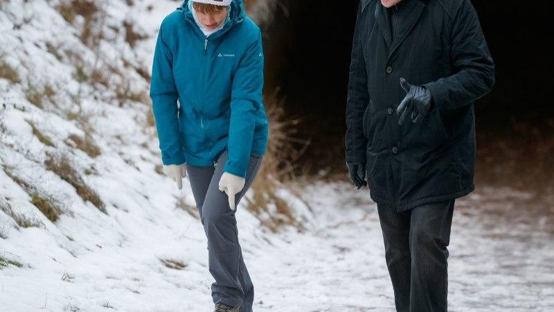 Откровения во время прогулки с Керсти Кальюлайд: хотелось бы, чтобы в Эстонии не осталось людей, которым плохо живется