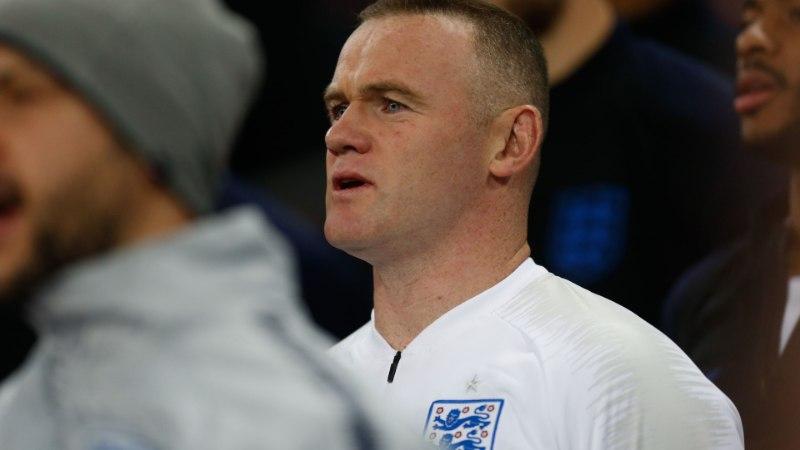 Rooney arreteerimise tagamaad: ta võttis unetablette koos alkoholiga