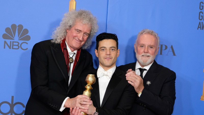 "Kuldgloobuste kaardid paiskas segi ""Bohemian Rhapsody"" triumf"