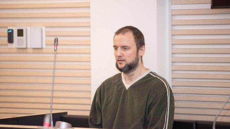Psühhiaatriline kohtuekspertiis hindas maatriksi-mõrvar Enriko Nurme puhtaks simulandiks