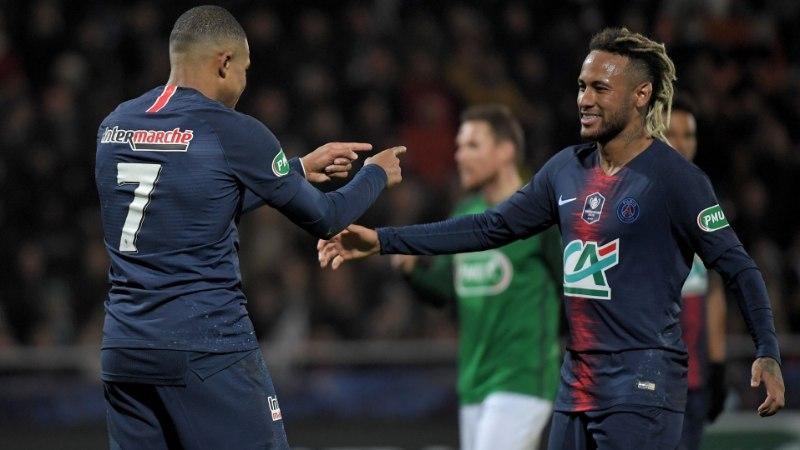 222 miljoni euro statistika – mida sai PSG Neymari esimese 50 mänguga?