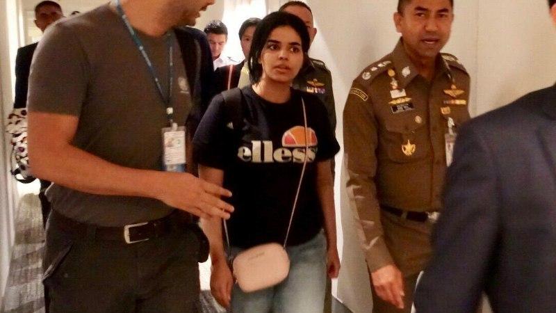 Usust lahti öelnud saudi tüdruk: perekond tapaks mu, kui kätte saaks