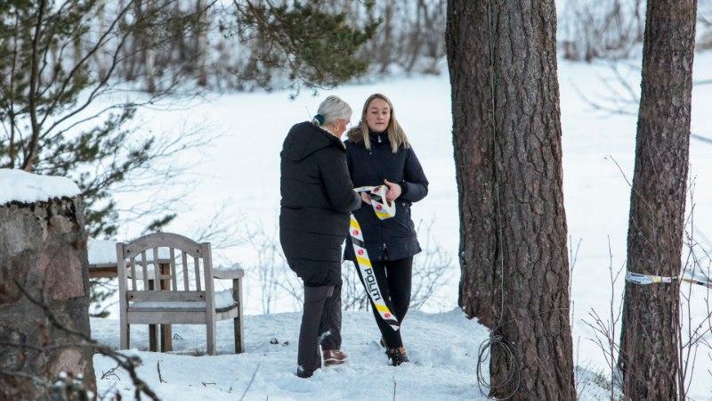 В Норвегии похитили жену миллионера