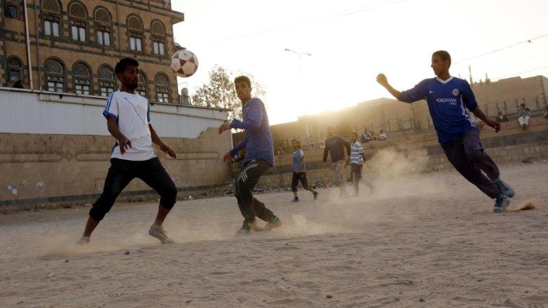 Veri, sõda, nälg. Jeemeni sangarite võitlus elu ja tuleviku nimel