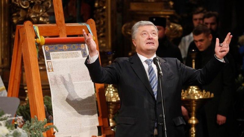 Порошенко призвал церкви мира признать новую на Украине