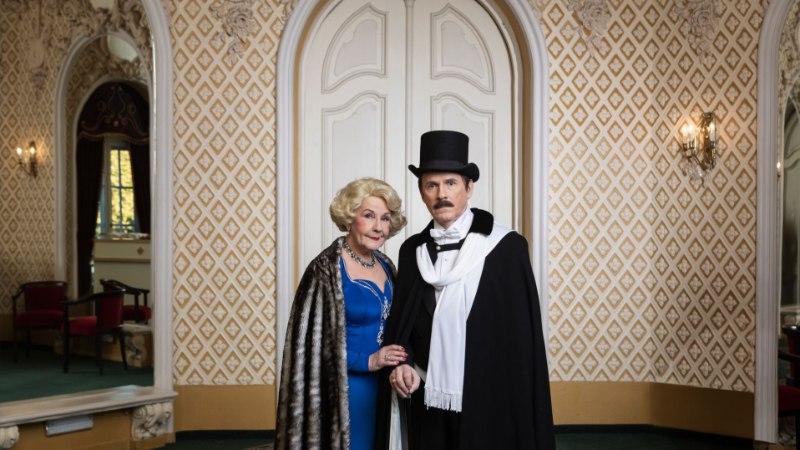 Rahvusooperis Estonia esietenduvas operetis on peaosades Helgi Sallo ja Hans Miilberg