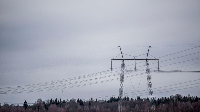 На Сааремаа без электричества остались более 13 000 домов