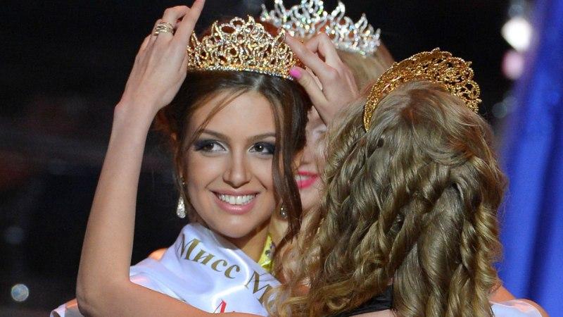 Leht: Malaisia kuningaga abiellunud Miss Moskva on rase