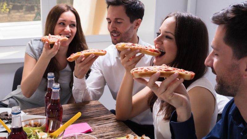 Kas tead, kuidas sõbrad aitavad sul rohkem kilosid kaotada?