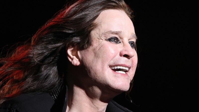 Tütar hakkab Ozzy Osbourne'i nägu minema