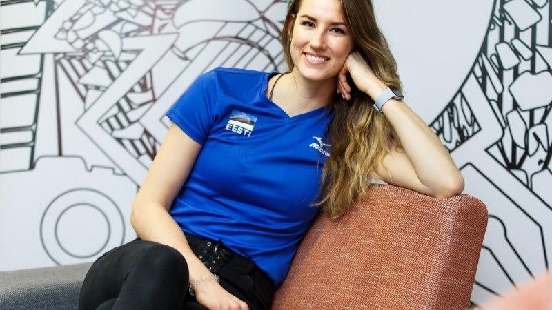 TUGITOOLIS SPORTLANE | Kadi Kullerkann: pole vahet, kas olen nais- või meessportlane, trenni teeme ikka samamoodi
