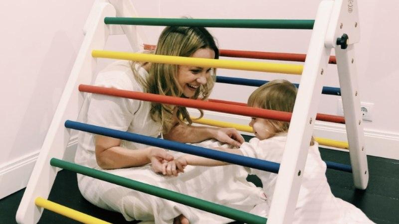 MARILYN JURMANI BLOGI | Hea on lasta lapsel ise õppida ja mitte liialt sekkuda vahele