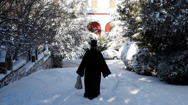 Русский монастырь на Афоне прогнал епископа новой украинской церкви