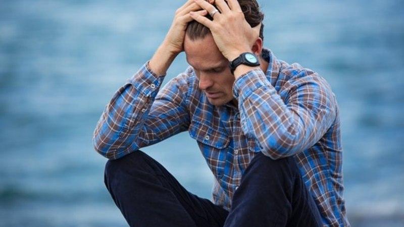 Kuidas märgata mehe depressiooni?
