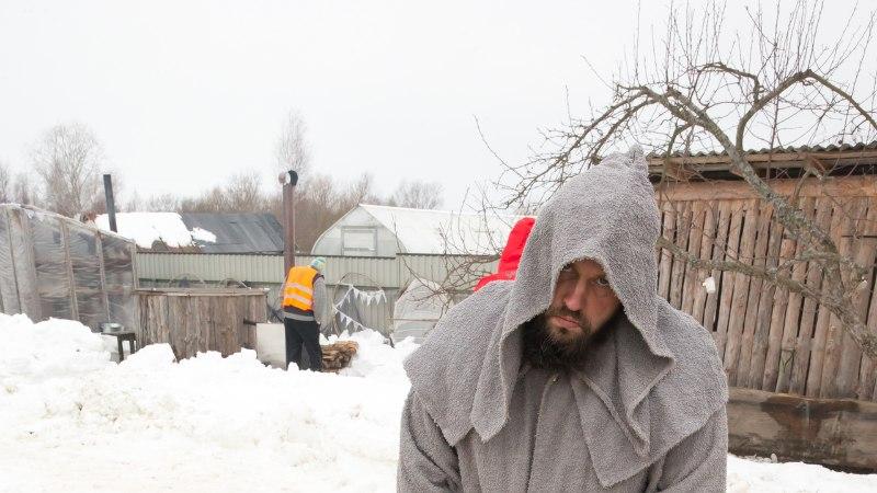 GALERII | Munk Aivar õnnistas sisse surnud Atlandi heeringad ja Peipsiääre saunad