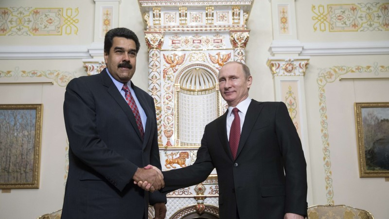 Венесуэльские нефтяники перевели свои счета в Газпромбанк