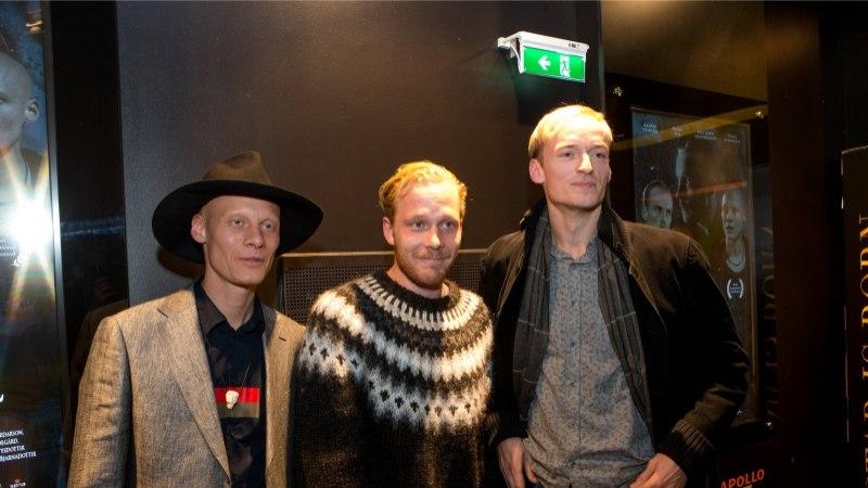 Pääru Oja ja Kaspar Velberg kandideerivad Islandi kõige olulisemale filmiauhinnale