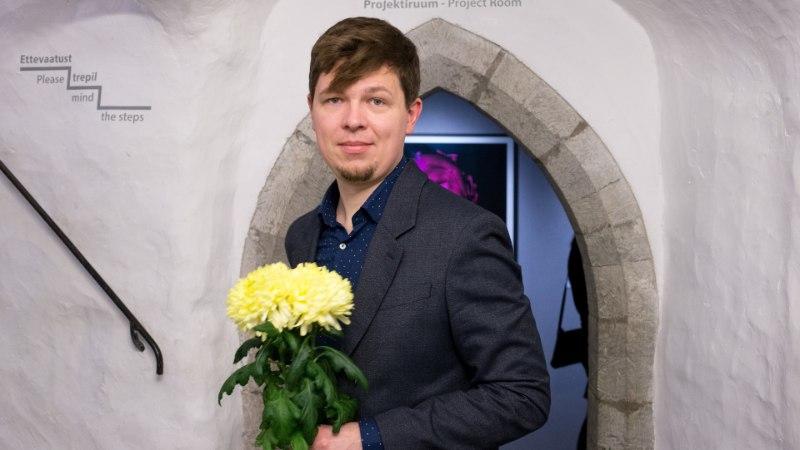 Indrek Galetin tegi üle kümne aasta Eestis näituse: ma ei olnud varem selleks valmis
