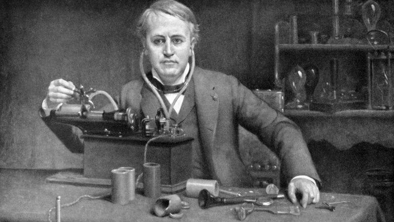 Viis fakti Thomas Alva Edisoni eraelu kohta