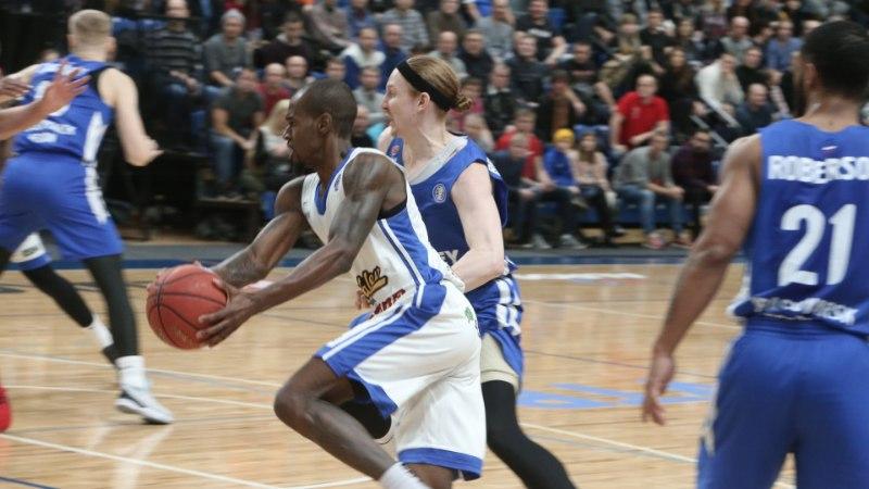 Kalev unustas õnnetu VEFi-mängu ja murdis NBA-likus heitluses maha Jenissei