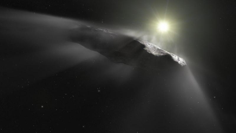 Tippastronoom peab salapärast objekti endiselt kosmosetulnukate sõidukiks
