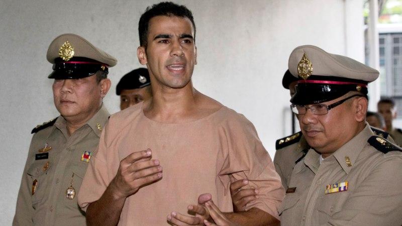 ÕUDUSE LÕPP! Kolm kuud vangis olnud jalgpallur pääses viimaks vabadusse