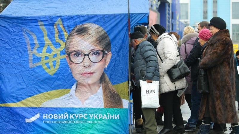 Выборы в Украине: чем дальше в лес, тем толще партизаны...